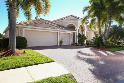 Bradenton Single Family Home For Sale: 7653 Camden Harbour Drive