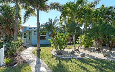 Longboat Key Single Family Home For Sale: 770 Russell Street