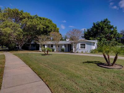 Sarasota Single Family Home For Sale: 6349 Beechwood Avenue