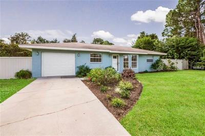 Venice FL Single Family Home For Sale: $285,000