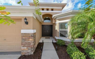 Bradenton Single Family Home For Sale: 1010 Buttercup Glen