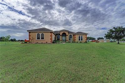 Bradenton Single Family Home For Sale: 1608 Dam Road