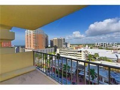 Sarasota Condo For Sale: 101 S Gulfstream Avenue #10A
