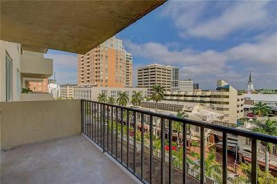 Sarasota Condo For Sale: 101 S Gulfstream Avenue #7C