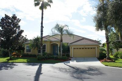 Sarasota Single Family Home For Sale: 7596 Palmer Glen Circle