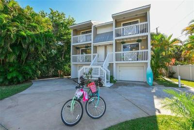 Sarasota Multi Family Home For Sale: 312 Canal Road
