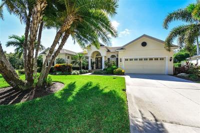Bradenton Single Family Home For Sale: 8239 8th Terrace NW