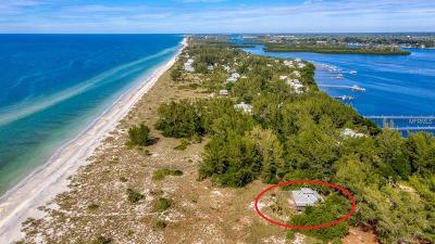 Charlotte County Single Family Home For Sale: 9188 Little Gasparilla Island