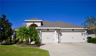 Bradenton Single Family Home For Sale: 12022 Forest Park Circle