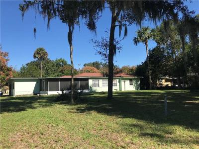 Deland Single Family Home For Sale: 424 W Howry Avenue
