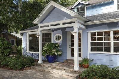 Sarasota Single Family Home For Sale: 1789 Prospect Street