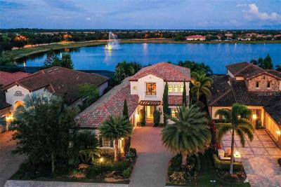 Lakewood Ranch Single Family Home For Sale: 7319 Haddington Cove