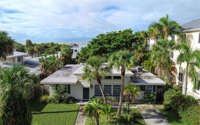 Sarasota, Lakewood Ranch, Osprey, Nokomis/north Venice Single Family Home For Sale: 219 N Polk Drive