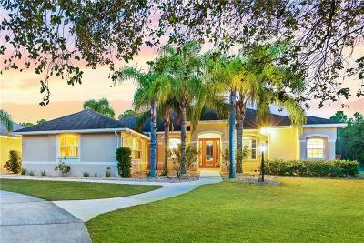 Bradenton Single Family Home For Sale: 7911 209th Street E