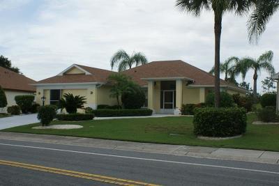 Sun City Center Single Family Home For Sale: 2345 E Del Webb Boulevard
