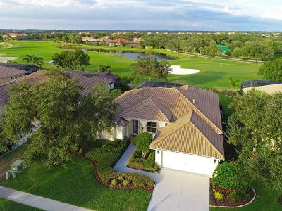 Bradenton Single Family Home For Sale: 9819 Discovery Terrace