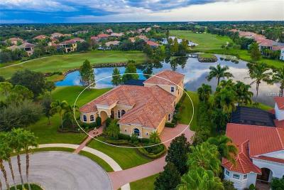 Lakewood Ranch Single Family Home For Sale: 12806 Deacons Place