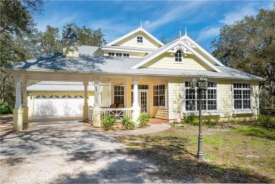 Sarasota Single Family Home For Sale: 4872 Old Ranch Road