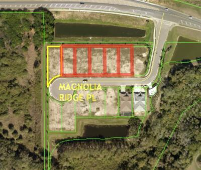Sarasota Residential Lots & Land For Sale: 5711 Magnolia Ridge Place