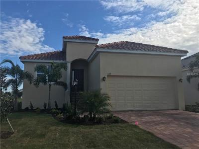 Bradenton Single Family Home For Sale: 6247 Champions Row Street