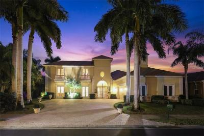 Boca Grande, Englewood Single Family Home For Sale: 75 Grande Fairway