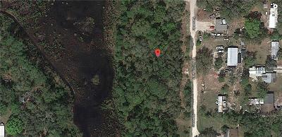 Eustis Residential Lots & Land For Sale: 40425 Sunset Drive