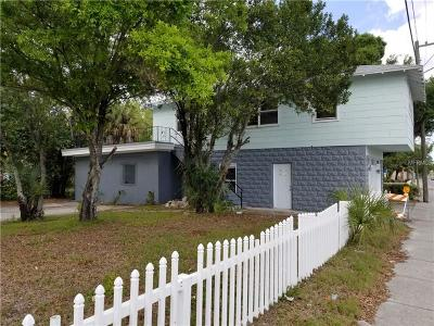 St Petersburg Single Family Home For Sale: 549 28th Street S