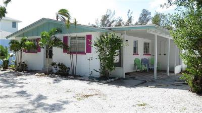 Anna Maria Single Family Home For Sale: 711 N Bay Boulevard #A