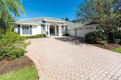 Sarasota Single Family Home For Sale: 4799 Hanging Moss Lane