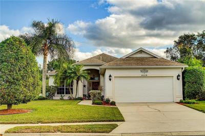 Bradenton Single Family Home For Sale: 5113 73rd Street E
