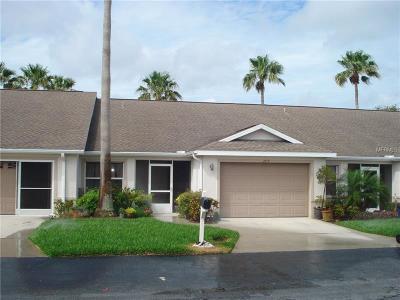 Palmetto Villa For Sale: 2419 Fairway Oaks Drive