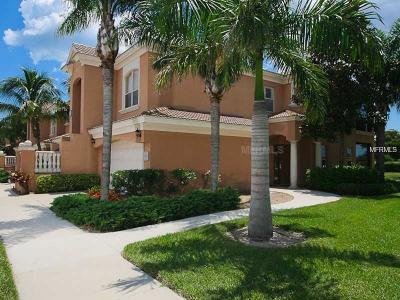 Bradenton Villa For Sale: 5506 46th Court W