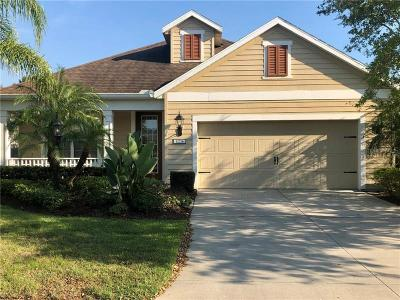 Bradenton Single Family Home For Sale: 11774 Forest Park Circle