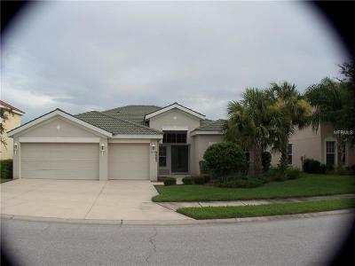 Bradenton Single Family Home For Sale: 9007 Brookfield Terrace