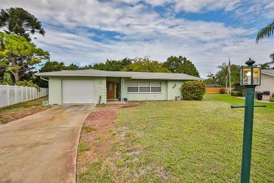 Bradenton Single Family Home For Sale: 420 62nd Street NW