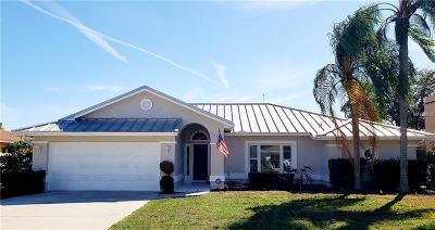 Bradenton Single Family Home For Sale: 4615 34th Court E
