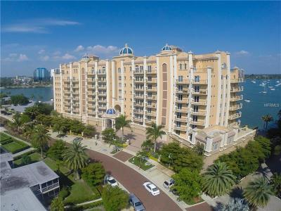 Sarasota Condo For Sale: 464 Golden Gate Point #601