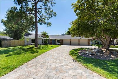 Bradenton Single Family Home For Sale: 3625 Avenida Madera