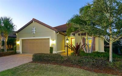 Bradenton Single Family Home For Sale: 13117 Palermo Drive