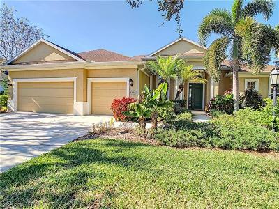Bradenton, Palmetto Single Family Home For Sale: 8846 17th Avenue Circle NW