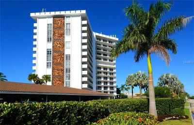 Lido Key Condo For Sale: 1 Benjamin Franklin Drive #64