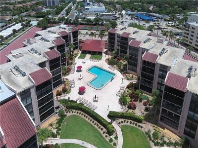 Bradenton, Longboat Key, Sarasota, Longboat, Nokomis, North Venice, Osprey, Siesta Key, Venice Condo For Sale: 6480 Midnight Pass Road #308