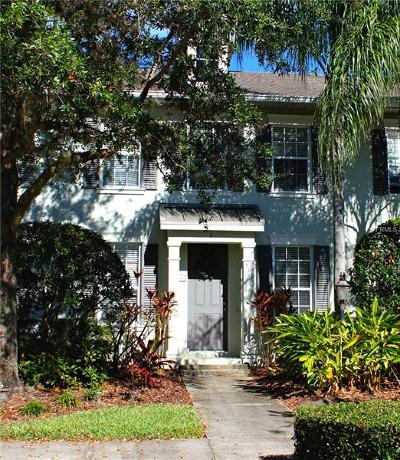 Parrish Townhouse For Sale: 11643 Old Florida Lane