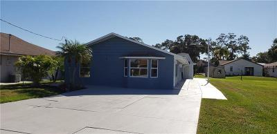 Sarasota Single Family Home For Sale: 3538 Estrada Street