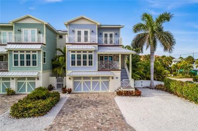 Holmes Beach FL Single Family Home For Sale: $2,295,000