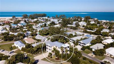 Anna Maria FL Single Family Home For Sale: $1,695,000