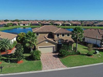 Bradenton Single Family Home For Sale: 309 Heritage Preserve Run