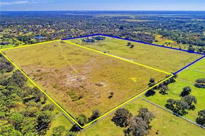 Myakka City Residential Lots & Land For Sale: Ranch Club Boulevard
