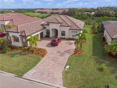 Bradenton Single Family Home For Sale: 713 Moorings Way