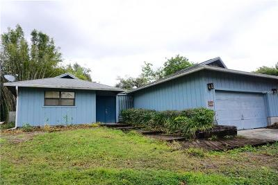Single Family Home For Sale: 1260 Cornish Court